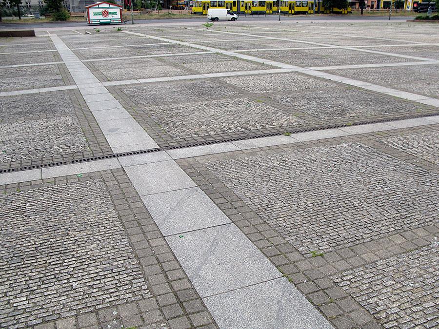 Ernst-Thälmann-Denkmal, Berlin, Deutschland