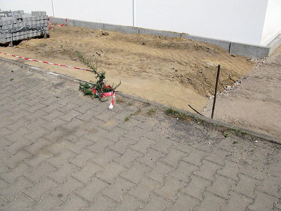 Mauergrundstücke, Berlin, Deutschland