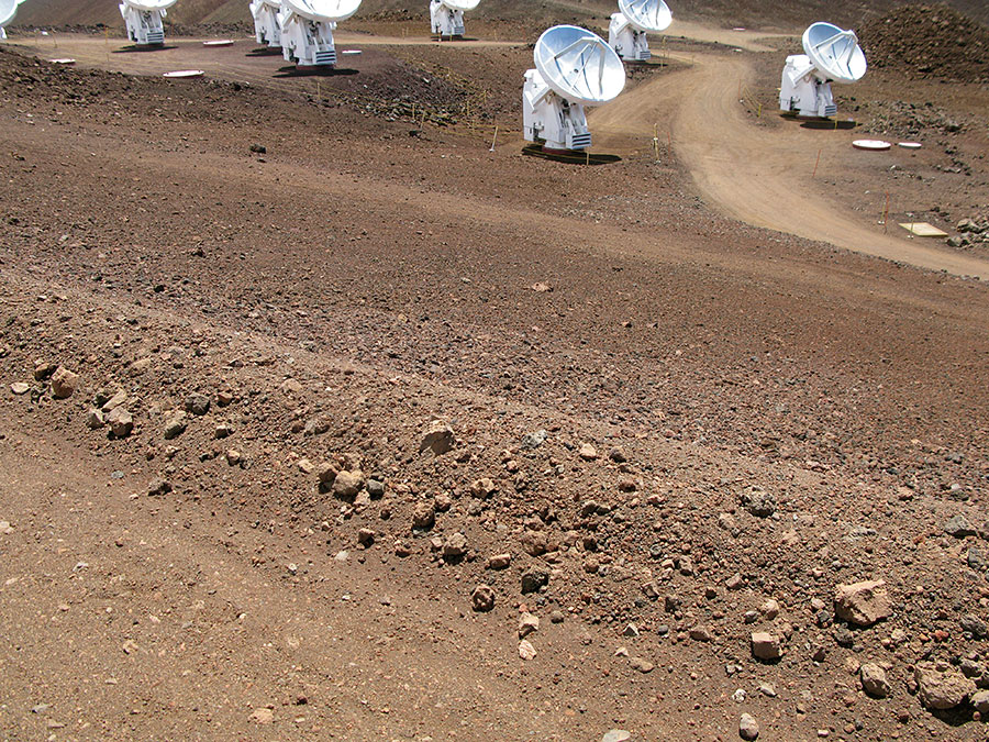 Submillimeter Array, Hawaii, United States of America