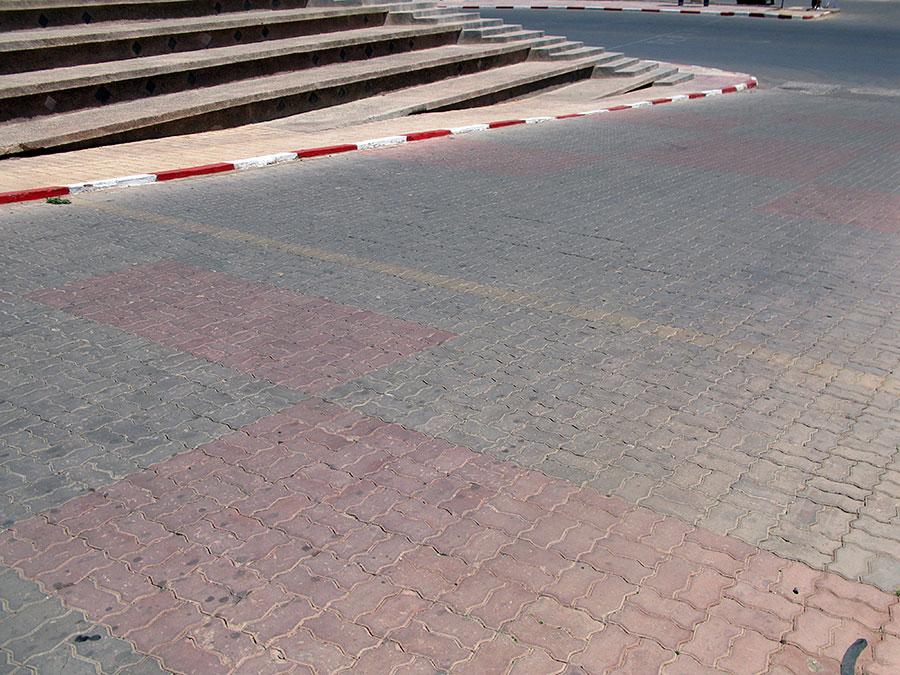 Avenue Mohammed V, Ouarzazate, Morocco