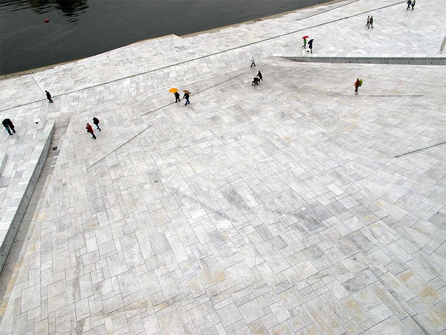 Oslo Opera House, Norge