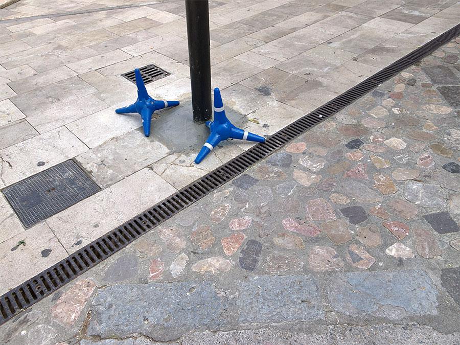 Plaça de la Constitució, Sóller, Illes Balears, España