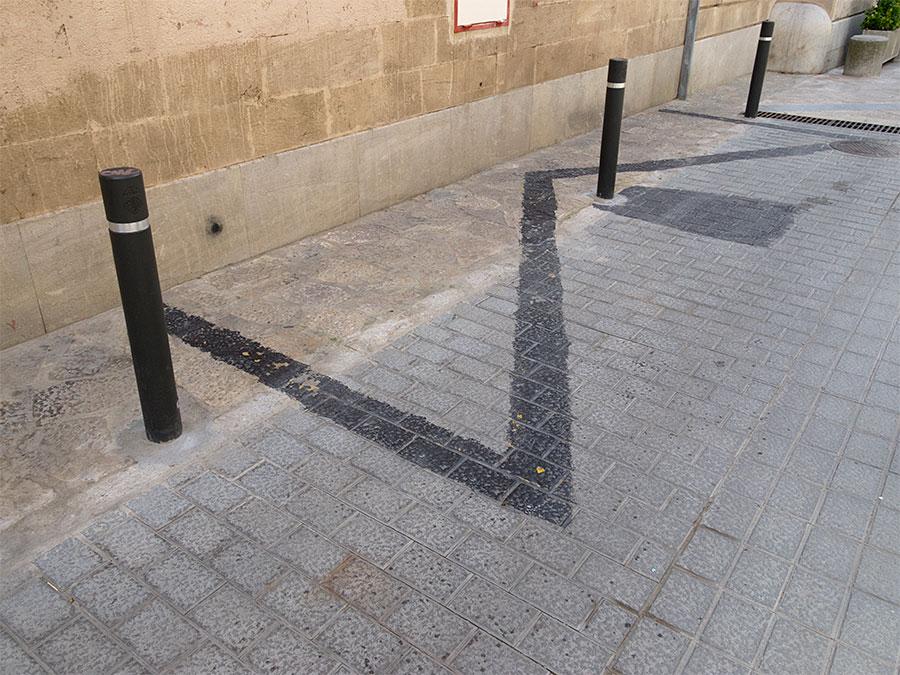 Plaça de Drassana, Palma, Illes Balears, España