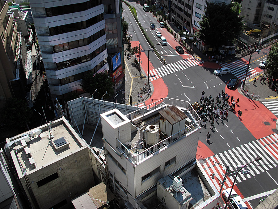Meiji Dori, Shibuya, Tōkyō-to, Japan