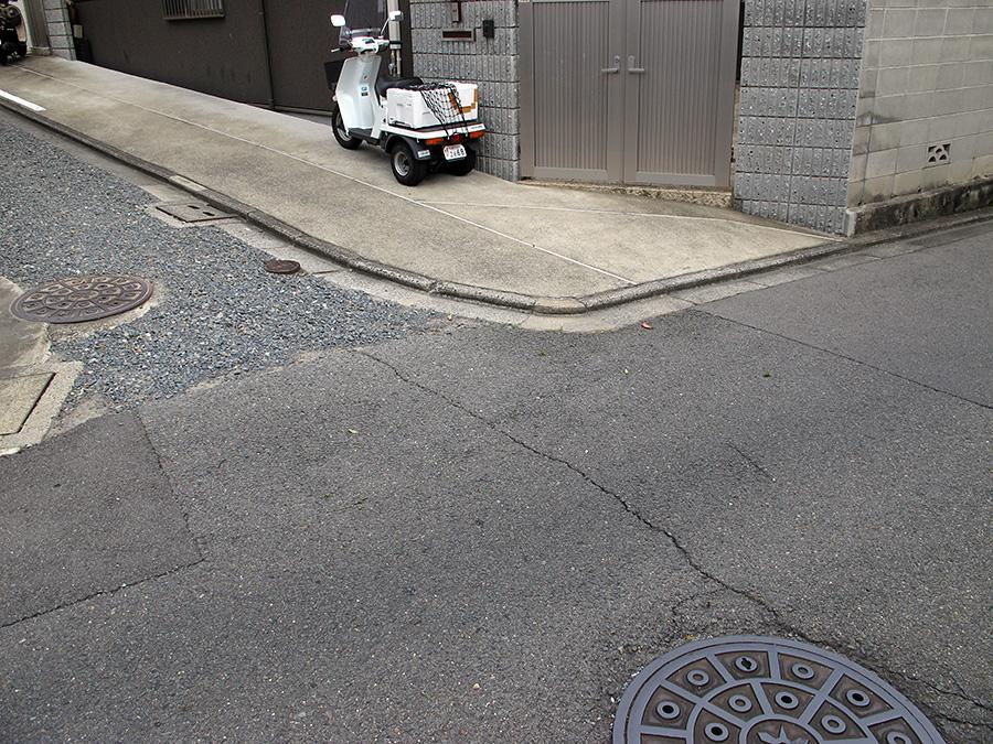 Hanazonobadaicho, Kyoto, Japan