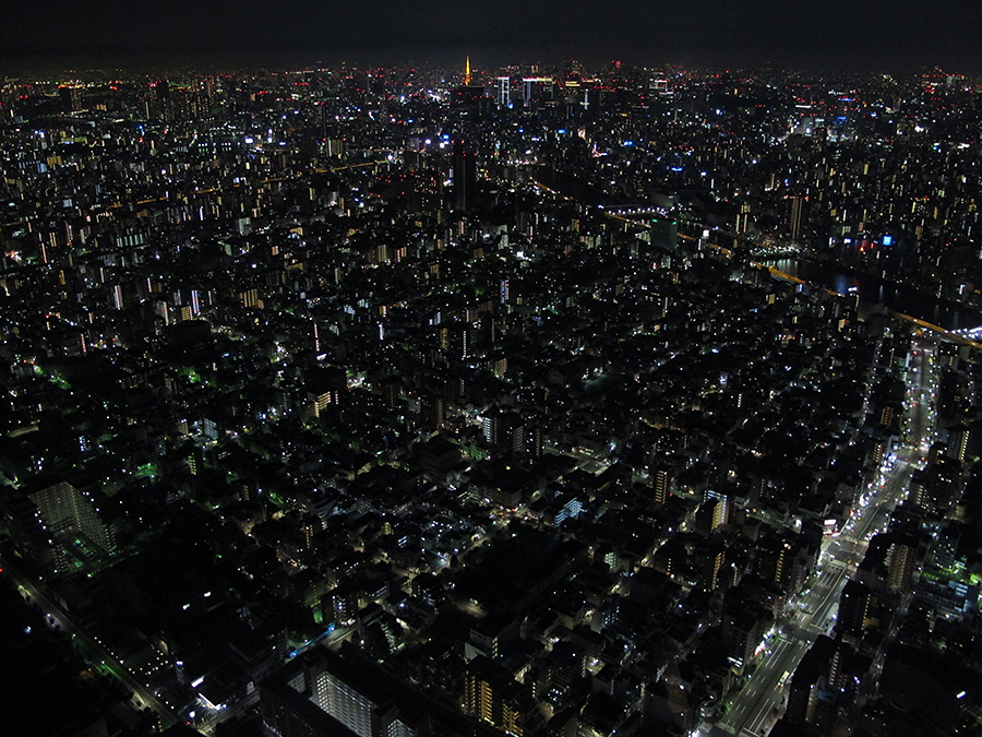 Tokyo Skytree, Sumida, Tokyo, Japan